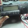 無線機スピーカー交換