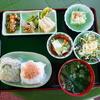 衝撃価格!おむすび定食¥650【ほりがね物産センター】