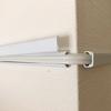 配線カバー設置後の問題点【ケーブルの重みで配線カバーが壁から剥がれる】