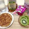 7月12日の食事記録~朝の楽しみはグルテンフリーのパンケーキ♡