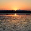 ちゃぷちゃぷした波が形作る芸術「ウェーブリップル」 宇佐市 和間海岸