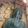 【その79】奈良の大仏さんの中指。