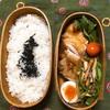 20171218鶏肉の黒酢照り焼き弁当【ビストロレシピ実践】&お兄ちゃんと呼びなさい。