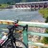 Route6 津南(ひまわり広場) ⇒ 万代橋 (信濃川川下り・ダム&堰カードがっぽり回収の旅) その1
