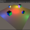 【Unity】【シェーダ】Forward Renderingで複数のライトを取り扱う