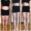 ジムに通い始めて7ヶ月目! スタート前からの体型の変化