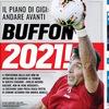 ユベントス、ブッフォンに1年の契約延長をオファー?
