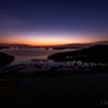 長崎県 玄海灘に沈む夕陽と土谷棚田に写る夕焼けを撮影してきました。