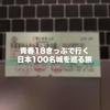 青春18きっぷで行く日本100名城の旅:愛知県と岐阜県の4名城を巡ってきました!