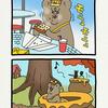 悲熊「リゾート」