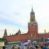 【ロシア旅#6】モスクワの街並みが想像をはるかに超えて良かった