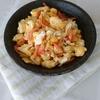 「桜えびのいり卵」レシピ