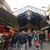 スペイン・バルセロナ、サン・ジョセップ市場で食いしん坊バンザイ。