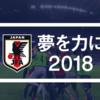 【サッカー】ロシアW杯日本代表23名決定