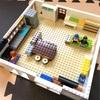 レゴでリビング学習のレイアウトを考える