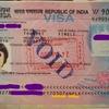 申請から12時間くらいでインドe-VISA取れた