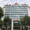 パークホテル クラークキー(Park Hotel Clarke Key)は日系レストランの多い地区で落ち着いた話