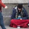 イギリスでホームレスが過去5年で倍増