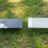 SOTO フィールドホッパーとsnow peak オゼン ライトの比較