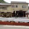 西日本豪雨災害から一年。まだまだ傷跡残る山を走る。