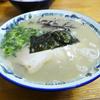 スープを綺麗に飲み干したくなる龍のとんこつラーメン@北九州市八幡西区三ヶ森