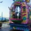 【雨の日限定パレード】東京ディズニーランド 大雨だと中止になるので、見れたら正にレア中のレア!!雨の日のパレードはキャラクターも全員合羽着用!