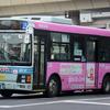 常磐線北上撮りバス旅『水戸駅(関鉄バス)』