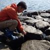 竿がいらない釣り!ブッシュクラフトにおすすめの穴釣りをご紹介