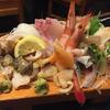 常寿司でおいしい貝(駒込)