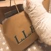 L.L.Beanのセーターを大人買いする