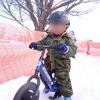 【札幌 豊平区】幼児も楽しめる!『羊ヶ丘展望台 スノーパーク』で雪遊び。