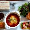 東京駅のクラシカルなおしゃれカフェでゆったりランチ【Café 1894】