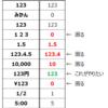 Val関数は全角(日本語入力)の「1」を0に変換する