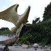 珠洲市の「奥能登国際芸術祭2017」をのんびりまわる第三日目その2(日置エリア木ノ浦海岸)