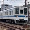 東武の8000系コンビの回送日記 1日目