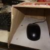 マウスの防寒対策