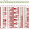 世界の新型コロナウイルス、国別・人口あたり新規感染者数【感染密度】一覧(4月7日現在) / List of COVID-19 cases per population by country, as of April 7