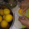 カボスの果汁絞り