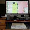久しぶりにiMac周りを整理