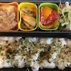 作り置きお弁当-7月12日(水)-今週のお弁当で気づいたこと、ダイエットのことなど、つらつらと