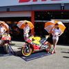 MotoGPもてぎパドックパスで初観戦
