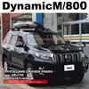 トヨタランクルプラド150#  | THULE Dynamic800/M取り付け事例