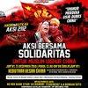 インドネシアのムスリムが中国新疆のウイグル弾圧に対し抗議デモ(実は反中デモ?)