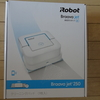 iRobot床拭きロボット「ブラーバ ジェット250」を購入しました