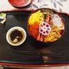 美浜海の駅における海鮮丼