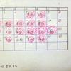 登校時刻の記録(4月・~27日)