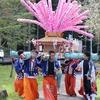 【昔を振り返る】⑫2016年4月地元赤河春祭りの様子。