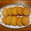 フープロで簡単。サクホロそば粉のクッキー