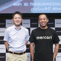 THE BUSINESS DAY 02 Report: Kazuyuki Okudaira from the Nikkei interviews Mercari's Fumiaki Koizumi about the Ups and Downs of Mercari's First Five Years