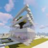 【Minecraft】モダンな鍛冶屋を建てる【砂漠の村をリメイクするよ2】
